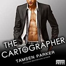 The Cartographer: The Compass Series, Book 6 Audiobook by Tamsen Parker Narrated by Cooper North