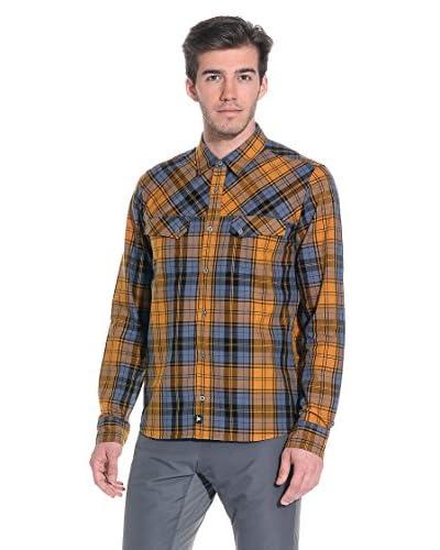 Salomon Camisa Hombre Rustic Ls M
