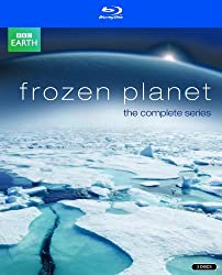 Frozen Planet - The Complete Series [Blu-ray][Region Free]