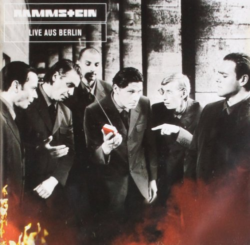 Rammstein - Live Aus Berlin (Limited Edition) (CD 2) - Lyrics2You