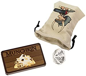 Q-Workshop Wicked Dice - Munchkin Dice - Jumbo d10 - (OOP)