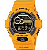 G-Shock GLS-8900-9 GLS-Winter G-Lide Classic Series Mens Stylish Watch - Yellow / One Size