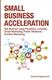 img - for Small Business Acceleration: Get Noticed using Facebook, LinkedIn, Email Marketing, Public Relations & Video Marketing book / textbook / text book