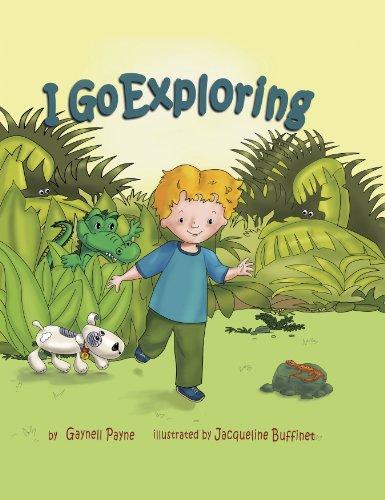 Free Kindle Book : I Go Exploring