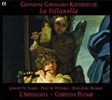 Kapsberger: Villanelles, Arias and Sinfonias