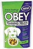 Stewart OBEY Training Treats for Dogs (Chicken Chicken Liver Flavor) Small