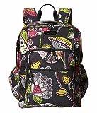 Vera Bradley Lighten Up Large Backpack in Moon Blooms