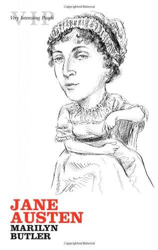 Jane Austen (Very Interesting People Series)