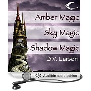 Amber Magic, Sky Magic, and Shadow Magic: Haven Series, Books 1, 2, and 3 (Unabridged)