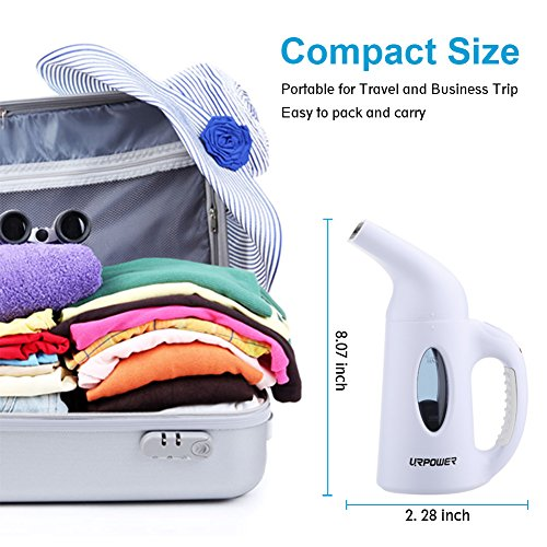 Garment Steamer, URPOWER Portable Handheld Fabric
