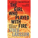 The Girl Who Played with Fire (Vintage Crime/Black Lizard) ~ Stieg Larsson
