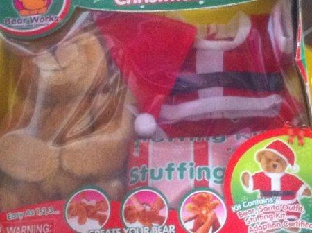 Make Your Christmas Bear - 1