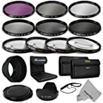 58MM Complete Lens Filter Accessory K...