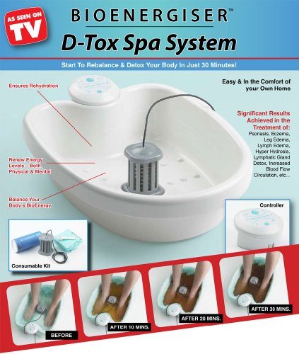 D-Tox Spa System