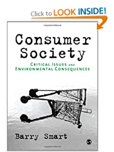 Consumer Society_ Critical Issues & Environmental Consequences  - Barry Smart