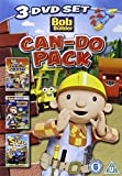 Bob the Builder: Can-Do Pack (triple pack - Can Do Crew, Starting from Scratch, Super Scrambler) [DVD]