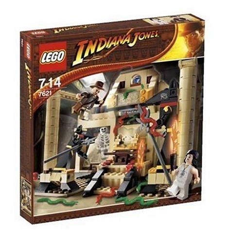 LEGO Indiana Jones 7621: Indiana Jones and the Lost Tomb