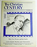 The Christian Century, Volume 108 Number 33, November 13, 1991
