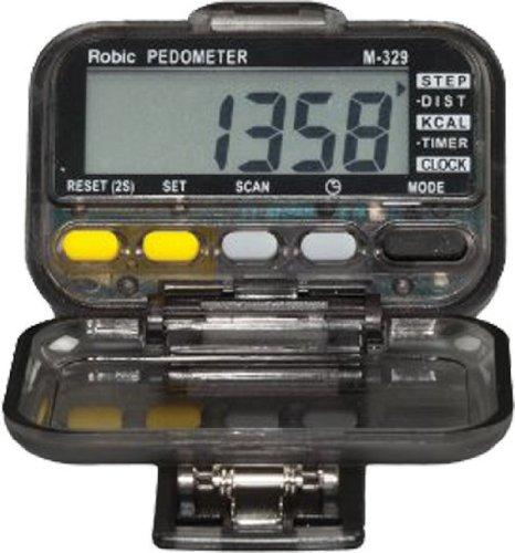 Cheap Robic Walking & Running Mode-Scanning Pedometer (B008CLM10G)