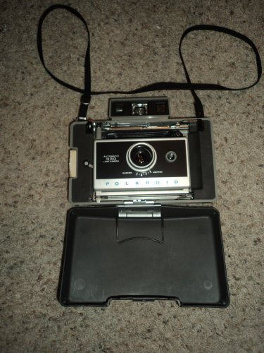 Polaroid 210 Automatic Land Instant Camera