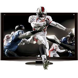 Panasonic VIERA TC-P50GT25 50-inch 1080p 3D Plasma HDTV, Black