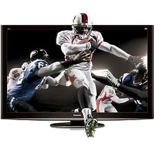 Panasonic VIERA TC-P42GT25 42-inch 1080p 3D Plasma HDTV, Black