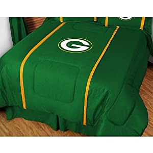 Sports Coverage Green Bay Packers MVP Comforter