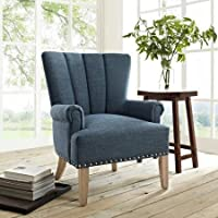 Better Homes and Gardens Accent Chair (Blue)
