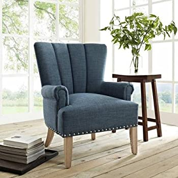Better Homes And Gardens Accent Chair Blue From Walmart