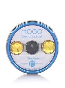 MOGO Design Gold-Black-Gold Team Bling Collection
