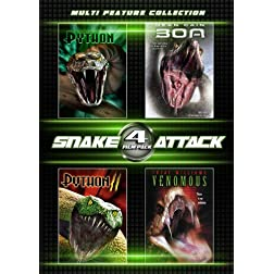 4 Film Snake Attack Pack