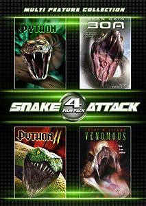 4 Film Snake Attack Pack