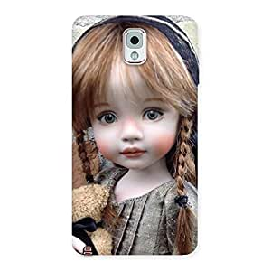 Premium Girl Angel Multicolor Back Case Cover for Galaxy Note 3