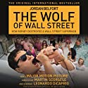 The Wolf of Wall Street Audiobook by Jordan Belfort Narrated by Eric Meyers