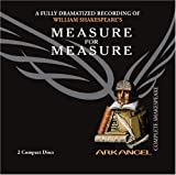 William Shakespeare Measure for Measure (Arkangel Complete Shakespeare)