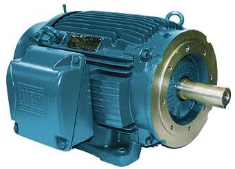 Weg 01536et3e254tc w22 severe duty general purpose nema for Weg nema premium motors