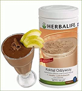 Herbalife Formula 1 Healthy Nutritional Shake Mix (3 Pack). Buy 3 and Save! Choose Your Own Flavors and Email Them to Us. by Herbalife