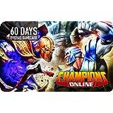Champions Online PC Time Card (60 Days) ~ Atari