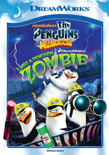 Penguins of Madagascar: I Was a Penguin Zombie [DVD] [Region 1] [US Import] [NTSC]
