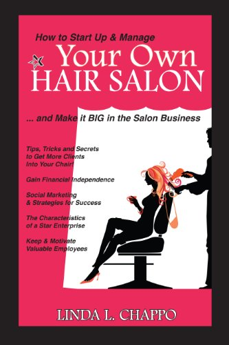 How to Start Up & Manage Your Own Hair Salon