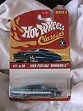 1965 PONTIAC BONNEVILLE (BLUE) 2005 Hot Wheels Classics 1:64 Scale SERIES 2 Die Cast Vehicle