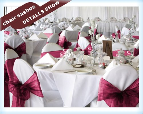 Chair Sashes Wholesale 5513