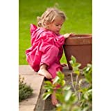 :Hippychick Waterproofs - All in One Suits Pink, 2-3 years