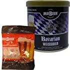 Mr. Beer Bavarian Weissbier Refill Brew Pack with Coopers Carbonation Drops