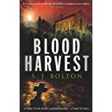 Blood Harvestby S J Bolton