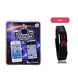 Gifts Online iPhone Walkie Talkie (Black & White)