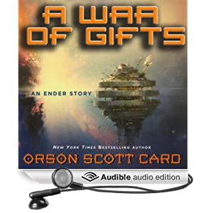 A War of Gifts: An Ender Story (Unabridged)