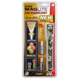 MAGLITE SP22MRH 2-AA Cell Mini LED Flashlight, Universal Camo