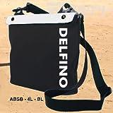 DELFINO[デルフィーノ]アクア防水ショルダーバック ブラック