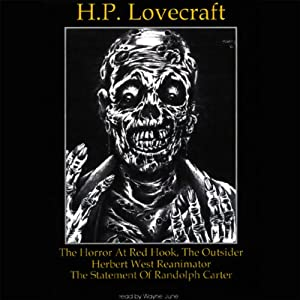 The Dark Worlds of H. P. Lovecraft, Volume 3 Audiobook